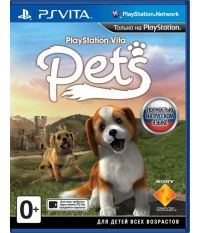 Pets PlayStation Vita [русская версия] (PS Vita)