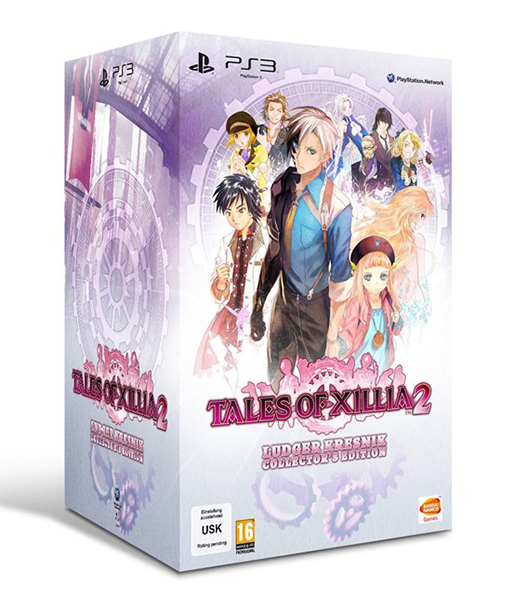 Tales of Xillia 2. Ludger Kresnik Collector's Edition (PS3)