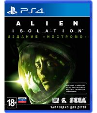 Alien Isolation: Nostromo Edition [русская версия] (PS4)