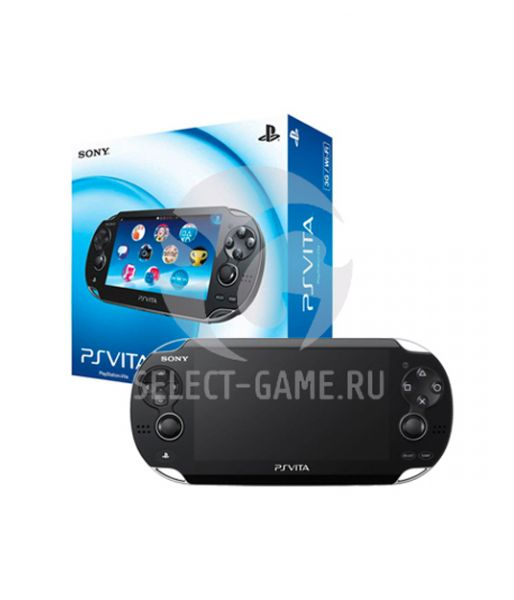 Sony PlayStation Vita Wi-Fi Black