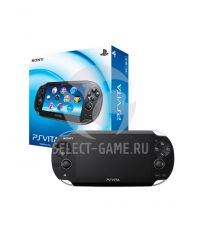 Sony PlayStation Vita 3G/Wi-Fi Black