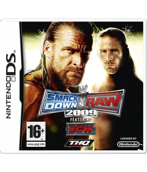 WWE SmackDown vs Raw 2009 (NDS)