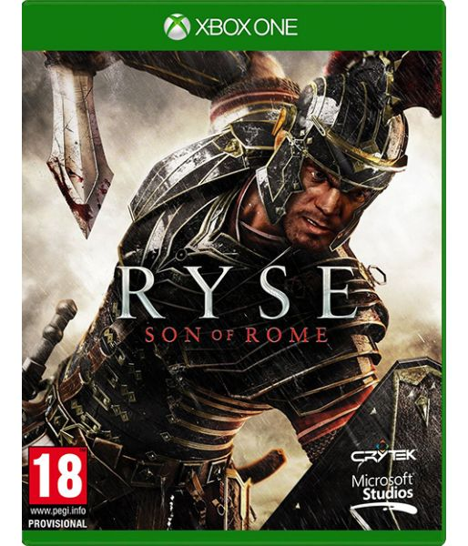 Ryse: Son of Rome Legendary Edition [русская версия] (Xbox One)