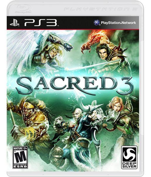 Sacred 3 [русская документация] (PS3)