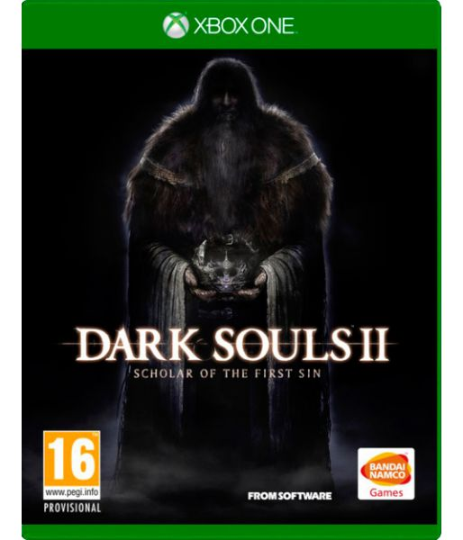 Dark Souls II: Scholar of The First Sin [русские субтитры] (Xbox One)
