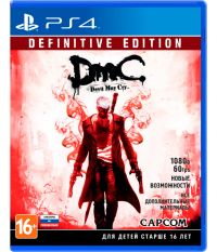 DmC Devil May Cry. Definitive Edition [русские субтитры] (PS4)