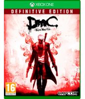 DmC Devil May Cry. Definitive Edition [русские субтитры] (Xbox One)