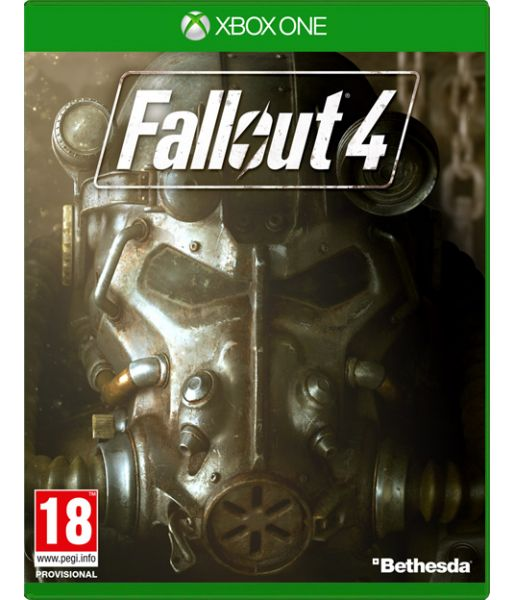 Fallout 4 [русские субтитры] (Xbox One)