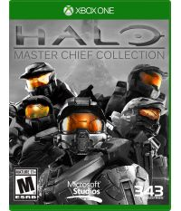 Halo: The Master Chief Collection [русские субтитры] (Xbox One)