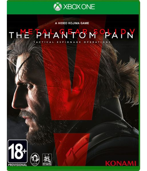 Metal Gear Solid V: The Phantom Pain [русские субтитры] (Xbox One)