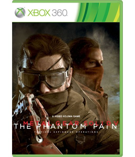 Metal Gear Solid V: The Phantom Pain [русские субтитры] (Xbox360)