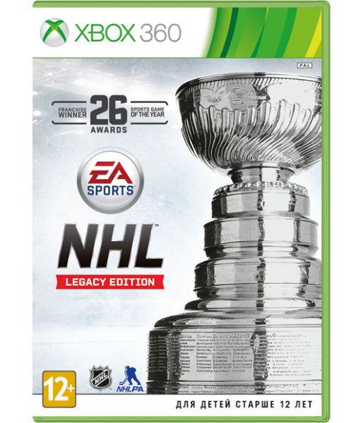 NHL 16 Legacy Edition [русские субтитры] (Xbox 360)