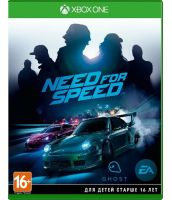 Need for Speed [русская версия] (Xbox One)