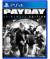 Payday 2. Crimewave Edition [русская документация] (PS4)