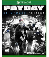 Payday 2. Crimewave Edition [русская документация] (Xbox One)