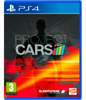 Project Cars. Limited Edition [русские субтитры] (PS4)
