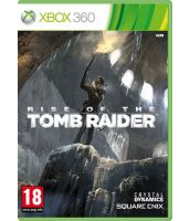 Rise of the Tomb Raider [русская версия] (Xbox 360)