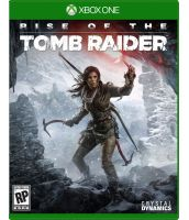 Rise of the Tomb Raider [русская версия] (Xbox One)