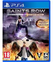 Saints Row IV - Re-Elected & Gat Out Of Hell (PS4)