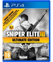 Sniper Elite 3. Ultimate Edition [русская версия] (PS4)