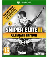 Sniper Elite 3 Ultimate Edition [русская версия] (Xbox One)