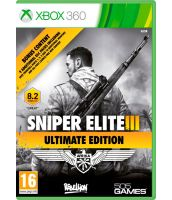 Sniper Elite 3 Ultimate Edition [русская версия] (Xbox 360)