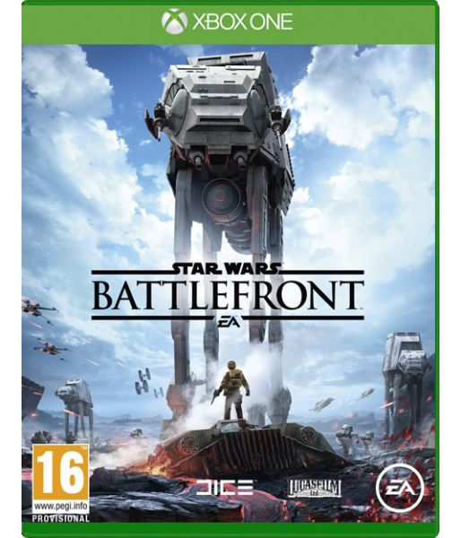 Star Wars: Battlefront [русская версия] (Xbox One)
