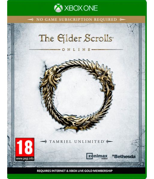 Elder Scrolls Online: Tamriel Unlimited (Xbox One)