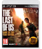 Одни из нас. Game of the Year Edition [русская версия] (PS3)