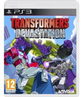 Transformers: Devastation [русская документация] (PS3)