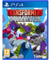 Transformers: Devastation [русская документация] (PS4)