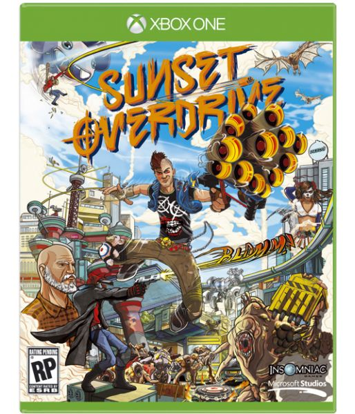 Sunset Overdrive [русская версия] (Xbox One)