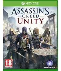 Assassin's Creed: Единство. Special Edition [русская версия] (Xbox One)