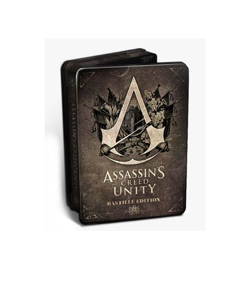 Assassin's Creed. Единство. Bastille Edition [русская версия] (Xbox One)
