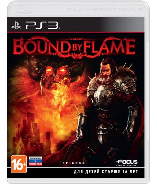 Bound by Flame [русская документация] (PS3)