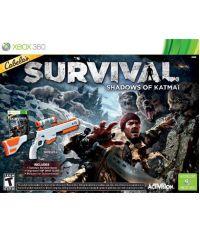 Cabela's Survival: Shadows of Katmai Top Shot Elite Bundle [Игра + ружье] (Xbox 360)