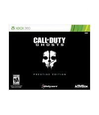 Call of Duty Ghosts. Prestige Edition (Xbox 360)