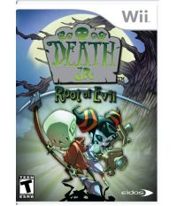Death Jr. Root of Evil (Wii)