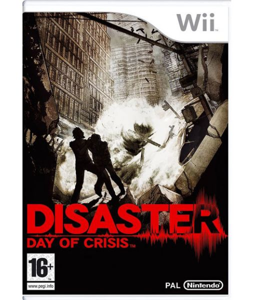 Disaster: Day of Crisis [русская документация] (Wii)