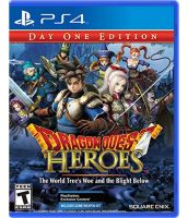 Dragon Quest Heroes: The World Tree's Woe and the Blight Below [русская документация] (PS4)