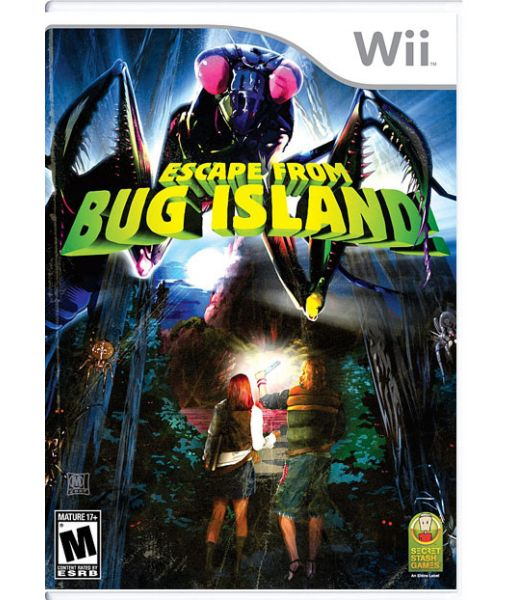 Escape from Bug Island (Wii)