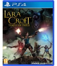 Lara Croft and the Temple of Osiris Gold Edition [русские субтитры] (PS4)