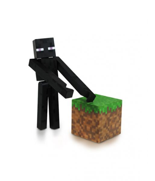 Фигурка Minecraft Core Enderman w/ Accessory 16500