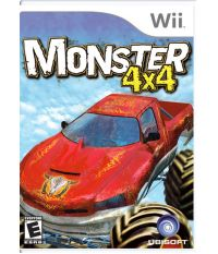 Monster 4x4 Stunt Racer (Wii)