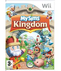 My Sims Kingdom (Wii)
