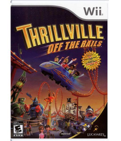 Thrilvlille: off the Rails (Wii)