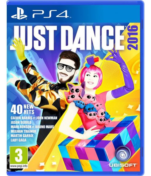 Just Dance 2016. Unlimited (PS4)