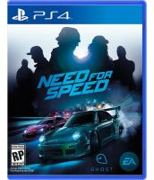 Need for Speed [русская версия] (PS4)
