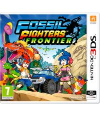 Fossil Fighters Frontier (3DS)
