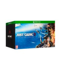 Just Cause 3. Collector's Edition (Xbox One)